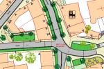 Thumbnail for the post titled: Lageplan zur Dorferneuerung Thiersheim